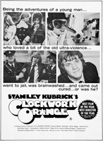 A Clockwork Orange movie poster (1971) picture MOV_eac31ee6