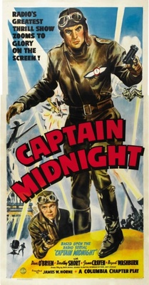 Captain Midnight movie poster (1942) poster MOV_eac53cd1