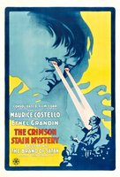The Crimson Stain Mystery movie poster (1916) picture MOV_eac57016