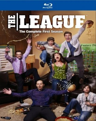 The League movie poster (2009) poster MOV_eac92ff1