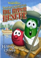 VeggieTales: Tomato Sawyer & Huckleberry Larry's Big River Rescue movie poster (2008) picture MOV_eacafcf7