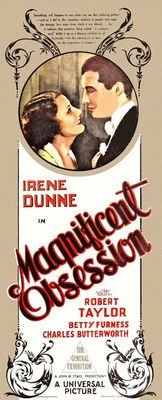 Magnificent Obsession movie poster (1935) poster MOV_eacd4017