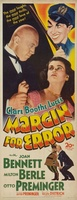 Margin for Error movie poster (1943) picture MOV_eaced669