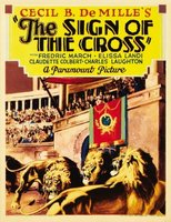 The Sign of the Cross movie poster (1932) picture MOV_eaceeff6