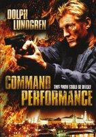 Command Performance movie poster (2009) picture MOV_eacf3cbf