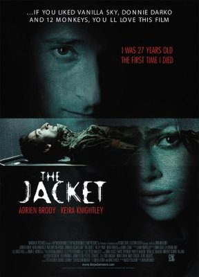 The Jacket movie poster (2005) poster MOV_eacf71b6