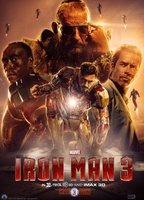 Iron Man 3 movie poster (2013) picture MOV_eaedf45b