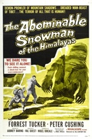 The Abominable Snowman movie poster (1957) picture MOV_eaee7df3