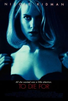 To Die For movie poster (1995) poster MOV_eaef505b