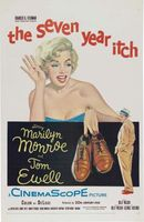 The Seven Year Itch movie poster (1955) picture MOV_eaf45775
