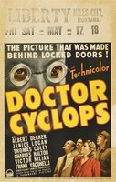 Dr. Cyclops movie poster (1940) picture MOV_eafc822d