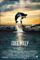 Free Willy movie poster (1993) picture MOV_252cf274
