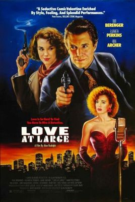Love at Large movie poster (1990) poster MOV_eb00c66f