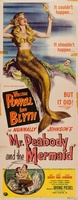 Mr. Peabody and the Mermaid movie poster (1948) picture MOV_eb016c1c