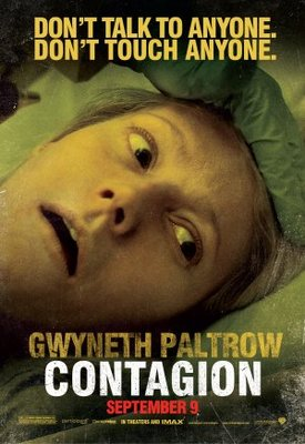 Contagion movie poster (2011) poster MOV_eb06b322
