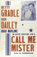 Call Me Mister movie poster (1951) picture MOV_eb095d57