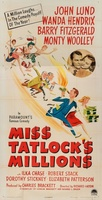 Miss Tatlock's Millions movie poster (1948) picture MOV_eb0dc146