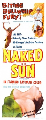 Naked in the Sun movie poster (1957) poster MOV_eb1731c0