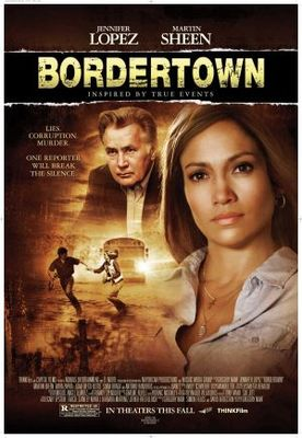 Bordertown movie poster (2006) poster MOV_eb1856c7