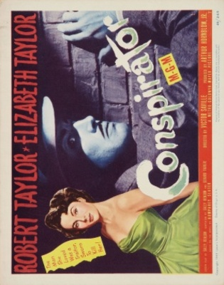 Conspirator movie poster (1949) poster MOV_eb1bcffb