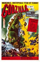 Godzilla, King of the Monsters! movie poster (1956) picture MOV_eb1dc97d