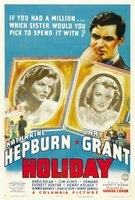 Holiday movie poster (1938) picture MOV_eb1f91ec