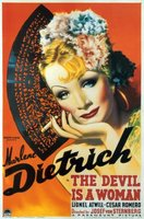 The Devil Is a Woman movie poster (1935) picture MOV_eb205578