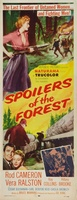 Spoilers of the Forest movie poster (1957) picture MOV_eb2370c5