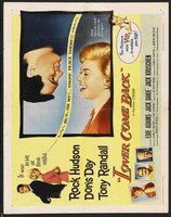 Lover Come Back movie poster (1961) picture MOV_eb254352