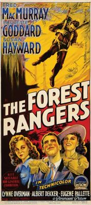 The Forest Rangers movie poster (1942) poster MOV_eb27de9a