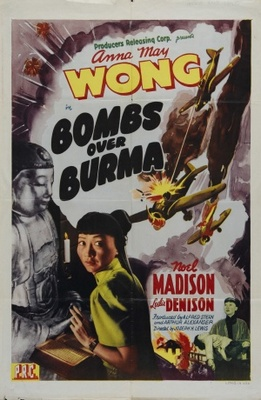 Bombs Over Burma movie poster (1942) poster MOV_eb2a7825