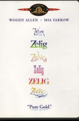 Zelig movie poster (1983) poster MOV_eb2c11e1