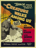 The Creature Walks Among Us movie poster (1956) picture MOV_eb2c8512