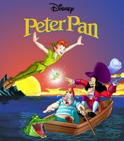 Peter Pan movie poster (1953) picture MOV_eb2d0c4b