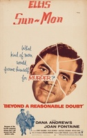 Beyond a Reasonable Doubt movie poster (1956) picture MOV_eb2ee8e0