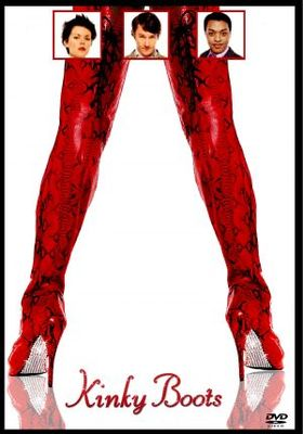 Kinky Boots movie poster (2005) poster MOV_eb32ee90