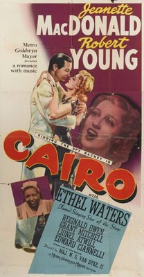 Cairo movie poster (1942) poster MOV_eb331285
