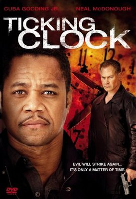 Ticking Clock movie poster (2011) poster MOV_eb360a31