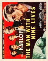 The Man with Nine Lives movie poster (1940) picture MOV_eb361f9f