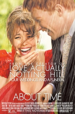 About Time movie poster (2013) poster MOV_eb363349
