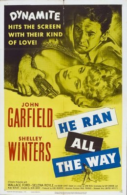 He Ran All the Way movie poster (1951) poster MOV_eb36ea38