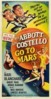 Abbott and Costello Go to Mars movie poster (1953) picture MOV_eb392d87