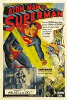 Atom Man Vs. Superman movie poster (1950) picture MOV_eb39d617