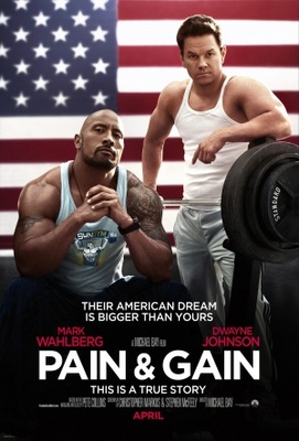 Pain and Gain movie poster (2013) poster MOV_eb3e8f77