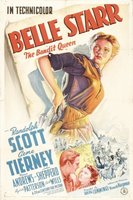 Belle Starr movie poster (1941) picture MOV_eb41697a