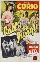 Call of the Jungle movie poster (1944) picture MOV_eb433182