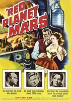Red Planet Mars movie poster (1952) picture MOV_eb443226
