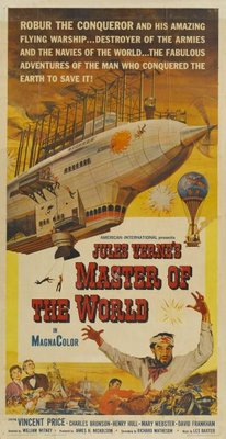 Master of the World movie poster (1961) poster MOV_eb458586