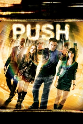 Push movie poster (2009) poster MOV_eb4b1f31
