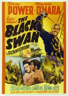 The Black Swan movie poster (1942) poster MOV_eb4c7bfd